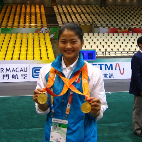 Maestra Chen Min