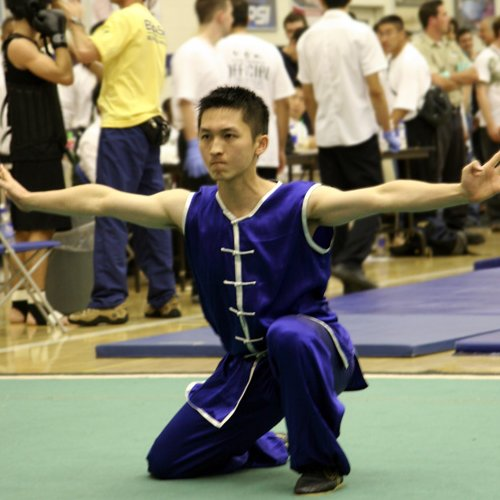 Maestro Hong Wen Wu